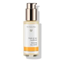 Dr.Hauschka Fluide de Jour Équilibrant - rééquilibre la peau mixte à tendance grasse, apaise les impuretés