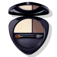Dr. Hauschka Natural Spirit - Eyeshadow Platte Duo 01