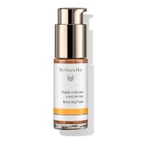 Dr.Hauschka Bronzing Fluid natuurlijke cosmetica - gezichtsfluïde lotion