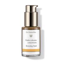 Dr. Hauschka Bronzing Fluid natuurlijke cosmetica - gezichtsfluïde lotion