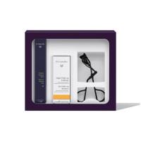 Geschenkset Betoverend, Voor een stralende oogopslag: Volume Mascara, oogmake-up remover en exclusieve wimperkruller
