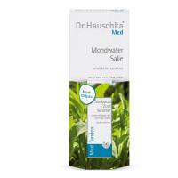 Dr.Hauschka Mondwater Salie - mondspoeling die ontstekingen helpt te voorkomen