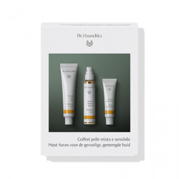 Dr.Hauschka Must-haves voor de gevoelige, gemengde huid