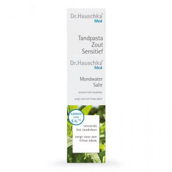 Dentifrice Salin Sensitivité, 75 ml + Bain de Bouche à la Sauge, 100 ml (édition limitée)