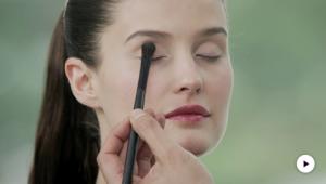 Dr.Hauschka Tutoriel : Eyeliner fougueux