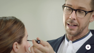 Dr. Hauschka Tutorial: Wimpers met wow-effect
